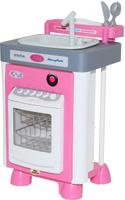 Купить Полесье Игровой набор Carmen №3 с посудомоечной машиной и мойкой 57914, Сюжетно-ролевые игрушки