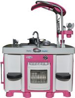 Купить Полесье Игровой набор Carmen №7 с посудомоечной машиной и варочной панелью, Сюжетно-ролевые игрушки