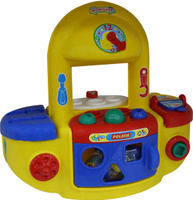Купить Полесье Игровой набор Мастерская 9180, Сюжетно-ролевые игрушки