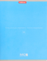 Купить Erich Krause Тетрадь МС 7 96 листов в клетку цвет голубой, Тетради