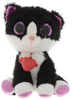 Купить Fancy Мягкая игрушка Котик Глазастик 23 см, Мягкие игрушки