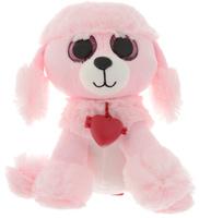 Купить Fancy Мягкая игрушка Пудель Глазастик 23 см, Мягкие игрушки