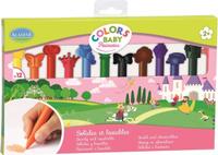 Купить Восковые карандаши Aladine Принцесса и ее мир , 12 шт, Карандаши
