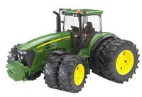 Купить Bruder Трактор John Deere 7930 с двойными колесами, Машинки
