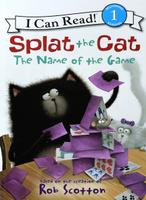 Купить Splat the Cat: The Name of the Game: Level 1, Зарубежная литература для детей