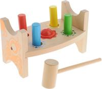 Купить Мир деревянных игрушек Развивающая игрушка Стучалка Шарик и гвоздики, Развивающие игрушки
