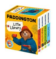 Купить Paddington Little Library, Зарубежная литература для детей