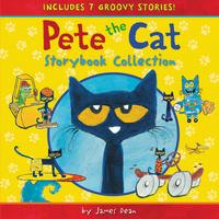Купить Pete the Cat Storybook Collection, Зарубежная литература для детей