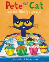 Купить Pete the Cat and the Missing Cupcakes, Зарубежная литература для детей