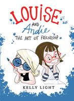 Купить Louise and Andie, Зарубежная литература для детей