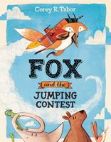 Купить Fox and the Jumping Contest, Зарубежная литература для детей