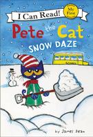 Купить Pete the Cat: Snow Daze, Зарубежная литература для детей