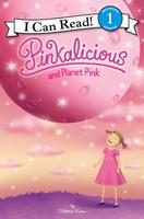 Купить Pinkalicious and Planet Pink, Зарубежная литература для детей