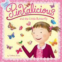 Купить Pinkalicious and the Little Butterfly, Зарубежная литература для детей