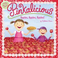 Купить Pinkalicious: Apples, Apples, Apples!, Зарубежная литература для детей