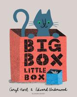 Купить Big Box Little Box, Зарубежная литература для детей