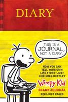 Купить Diary of a Wimpy Kid Blank Journal, Зарубежная литература для детей