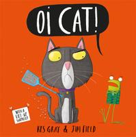 Купить Oi Cat!, Юмористическая литература