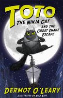 Купить Toto the Ninja Cat and the Great Snake Escape, Зарубежная литература для детей