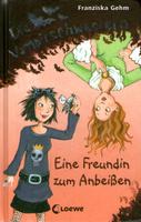 Купить Die Vampirschwestern, Eine Freundin zum Anbeissen, Фэнтези для детей