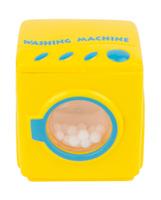 Купить EstaBella Заводная игрушка Стиральная машинка цвет желтый, Сюжетно-ролевые игрушки