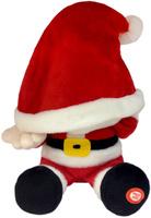 Купить Lapa House Мягкая озвученная игрушка Санта 35 см, Мягкие игрушки
