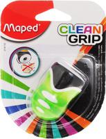 Купить Maped Точилка Clean Grip цвет салатовый, Чертежные принадлежности
