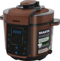 Купить Marta MT-4312, Black Copper мультиварка, Мультиварки