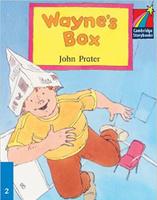 Купить Wayne's Box, Зарубежная литература для детей