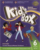 Купить Kid's Box 6: Pupil's Book, Английский язык