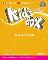 Купить Kid's Box Updated 2 Edition Teacher's Book Starter, Английский язык