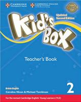 Купить Kid's Box Updated 2 Edition Teacher's Book 2, Английский язык