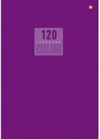Купить Канц-Эксмо Тетрадь Стиль и цвет 120 листов в клетку формат А4, Тетради