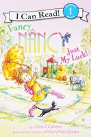 Купить Fancy Nancy: Just My Luck! Level 1, Зарубежная литература для детей