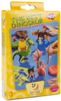 Купить Totum Набор для изготовления игрушек Самый лучший динозавр, Игрушки своими руками