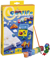 Купить Totum Набор для изготовления игрушек Sealife, Игрушки своими руками