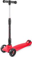 Купить Самокат Zycom Zinger Maxi XL , со складной ручкой, 3-колесный, со светящимися колесами, цвет: красный, Самокаты