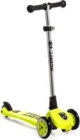 Купить Самокат Scoot&Ride HighwayKick 3 Fold , со складной ручкой, цвет: желтый, Самокаты