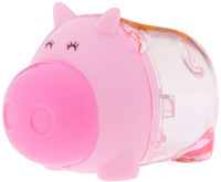 Купить Крошка Ру Точилка Хрюша цвет розовый, Чертежные принадлежности