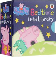 Купить Peppa Pig: Bedtime Little Library (комплект из 4 книг), Первые книжки малышей