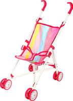 Купить Ami&Co Коляска для кукол цвет розовый голубой желтый 58969, Amico, Куклы и аксессуары