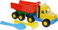Купить Полесье Набор игрушек для песочницы №67 Фаворит, Игрушки для песочницы