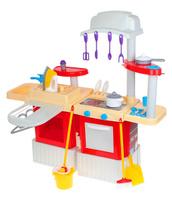 Купить Полесье Игрушечная кухня Infinity Basic №4, Сюжетно-ролевые игрушки