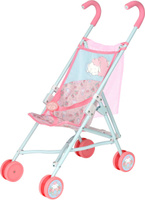 Купить Zapf Creation Коляска-трость для кукол с сеткой Baby Annabell, Куклы и аксессуары