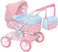 Купить Zapf Creation Коляска для кукол с сумкой Делюкс Baby Annabell, HTI Toys HK Limited, Куклы и аксессуары
