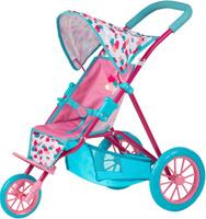 Купить Zapf Creation Коляска для кукол трехколесная с козырьком Baby Born, HTI Toys HK Limited, Куклы и аксессуары