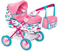 Купить Zapf Creation Коляска для кукол с сумкой Делюкс Baby Born, Куклы и аксессуары