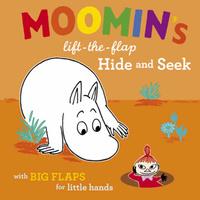 Купить Moomin's Lift-The-Flap Hide and See, Зарубежная литература для детей