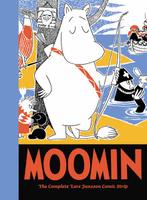 Купить Moomin Book Seven: The Complete Lars Jansson Comic Strip, Зарубежная литература для детей