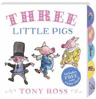 Купить The Three Little Pigs, Зарубежная литература для детей